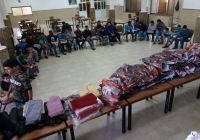Winter Clothing Distribution