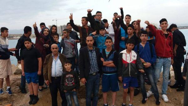 رحلة إلى الداخل الفلسطيني