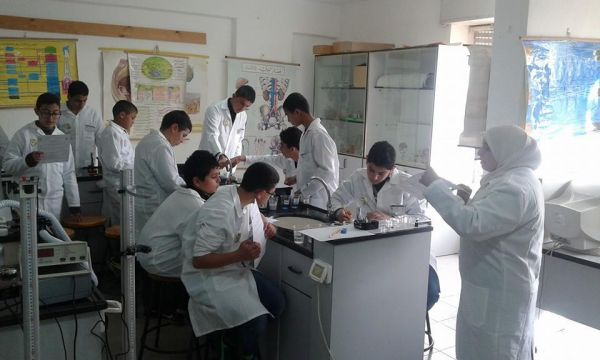 المختبرات العلمية